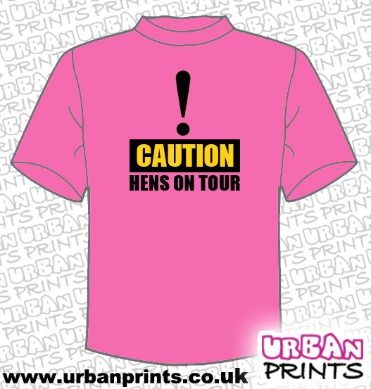 Hen night t shirt printing bristol urban prints t for Hen party t shirts