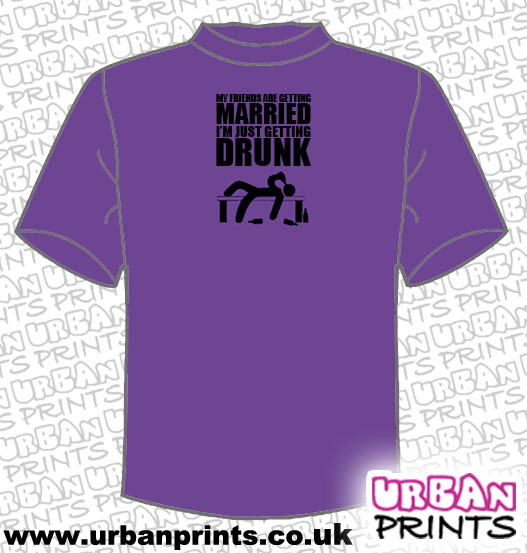Stag Night T Shirt Printing Brighton And Hove Urban