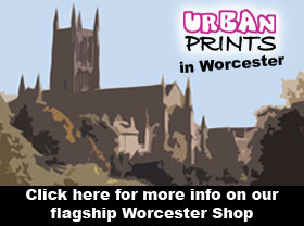 Urban Prints Worcester Shop