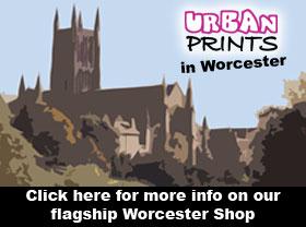 Urban Prints Worcester Shop