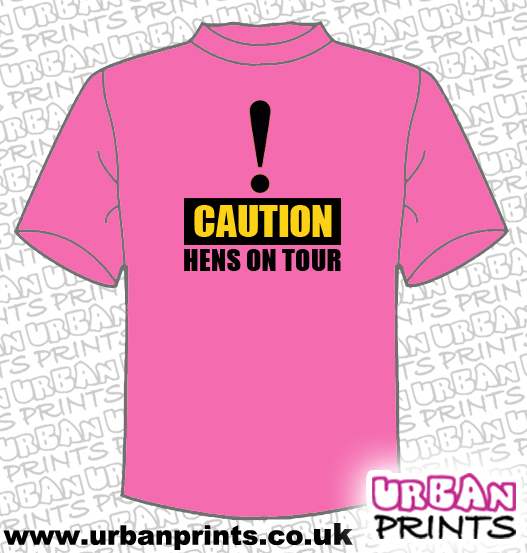 Caution Hens on Tour