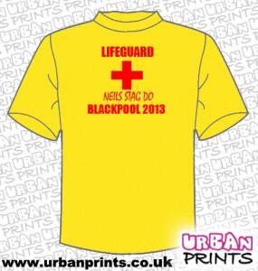 260295da Stag Night T-Shirt Printing Blackpool - Urban Prints - T-shirt printing