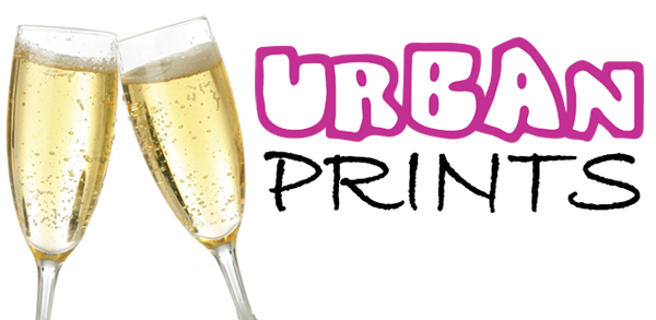 Urban Prints Celebrate move
