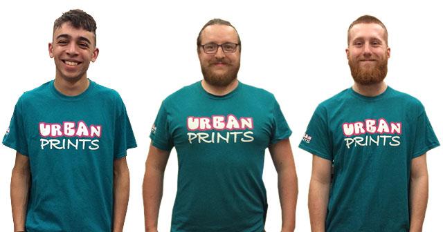 Urban Prints staff