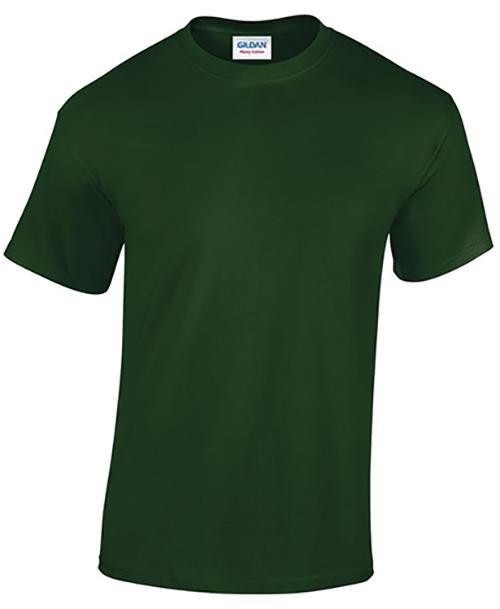 Forest Gildan Heavy Cotton T-Shirt