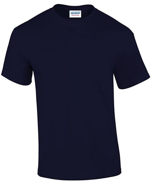 Navy Gildan Heavy Cotton T-Shirt